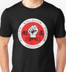 Goju power balance focus honor Unisex T-Shirt