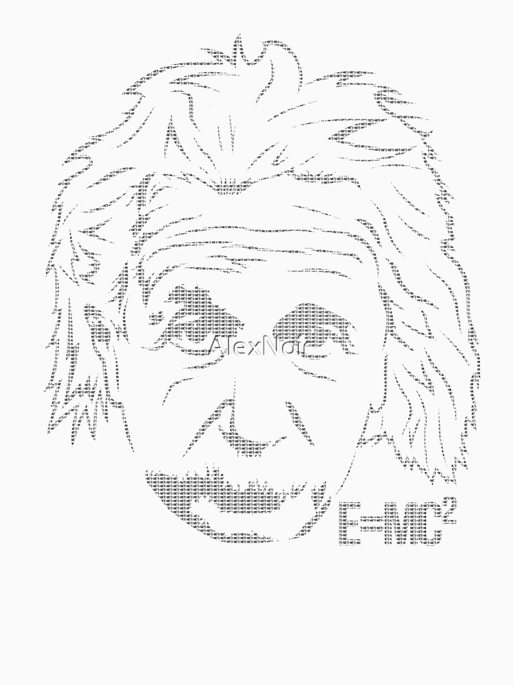 Excuse Me While I Science: Albert Einstein = E=mc² von AlexNoir