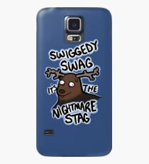 Nightmare Stag Case/Skin for Samsung Galaxy