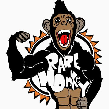 Rare Monkey by MonikaMony