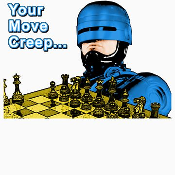 Your Move Creep by jcl3042
