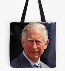 HRH  Prince Charles The Prince of Wales  Tote Bag