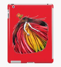 """""""Who is the mad hatter ?"""" : Le Chaperon Rouge / The Red Riding Hood iPad Case/Skin"""