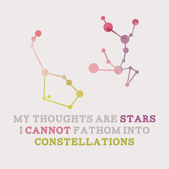Constellations by asheathes
