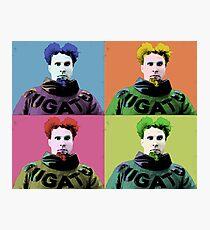 Mugatu Warhol Photographic Print