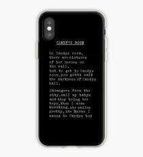 Candy Black iPhone-Hülle & Cover
