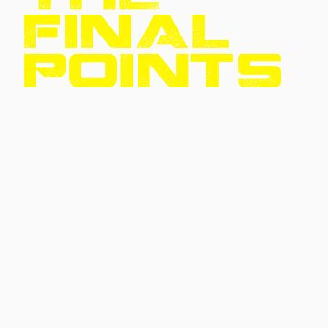 The Final Points (Logo) - Sticker by TheFinalPoints