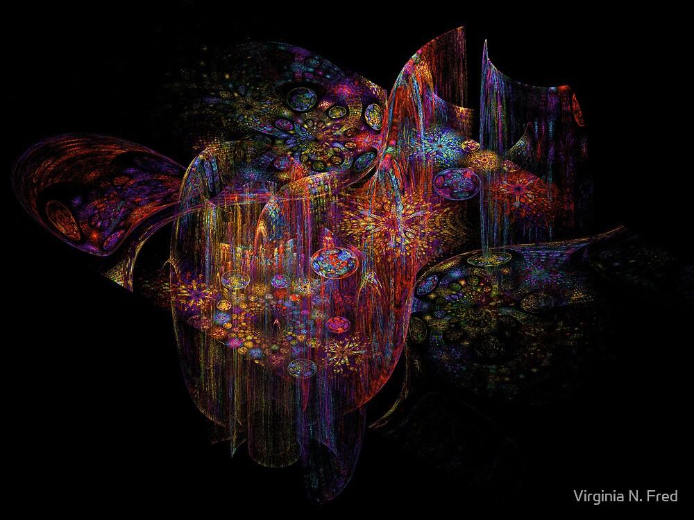 Apo-topia by Virginia N. Fred