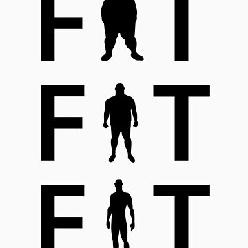 FAT to FIT by markus731