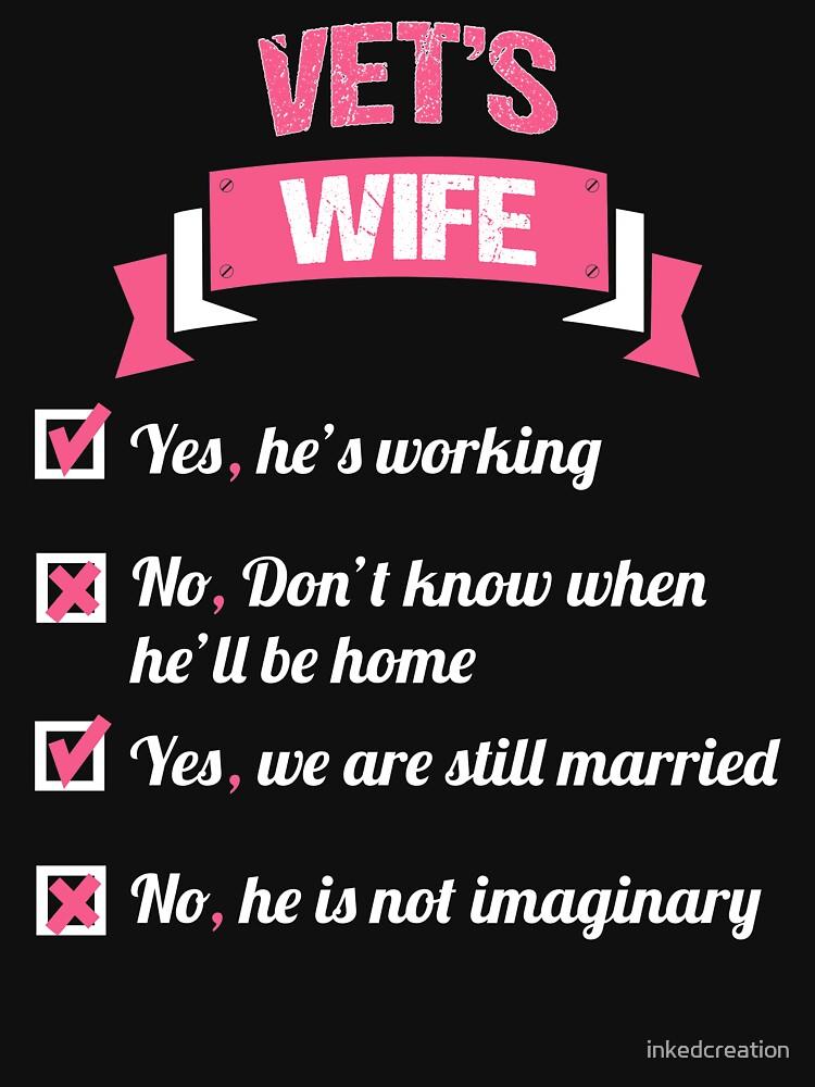 VET'S WIFE by inkedcreation