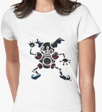 Mr. Mime Women's Fitted T-Shirt