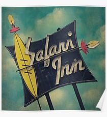 Safari Inn Poster