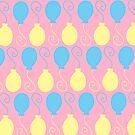 Pinkie Pie Pattern by samskyler