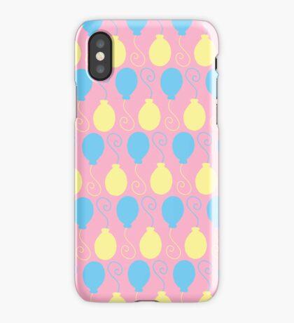 Pinkie Pie Pattern iPhone Case