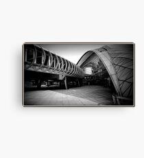 Incheon Airport I Canvas Print