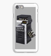 (✿◠‿◠) BEER PHOTOCOPIER IPHONE CASE(✿◠‿◠) iPhone Case/Skin