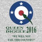 Queen/Diggle '16 Large Message by herogear