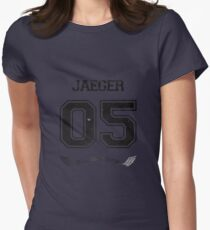 jaeger Women's Fitted T-Shirt