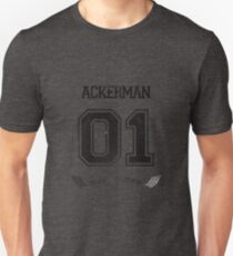 ackerman Unisex T-Shirt