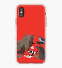 I Am Thankful For Pinnipeds iPhone Case