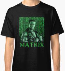 John Matrix - Commando Classic T-Shirt