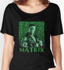 John Matrix - Commando Women's Relaxed Fit T-Shirt