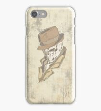 Rorschach Grunge Case iPhone Case/Skin