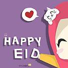 Happy Eid! by SpreadSaIam