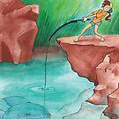 Go Fish by Jeannie Harmon