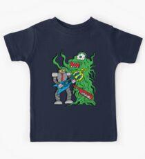 Robot Monster Power Jam Kids Clothes