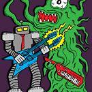 «Robot Monster Power Jam» de jarhumor