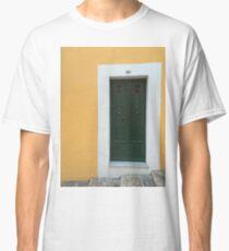 Yellow & Green - Chiara Conte Classic T-Shirt