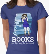 Books Are Love T-Shirt