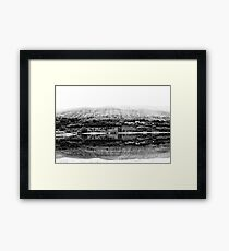 Perfect reflection Framed Print
