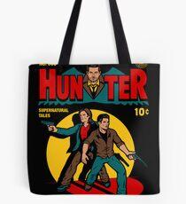 Hunter Comic Tote Bag