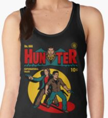 Hunter Comic Women's Tank Top