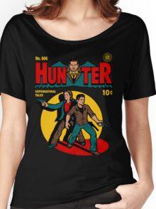 Hunter Comic Women's Relaxed Fit T-Shirt