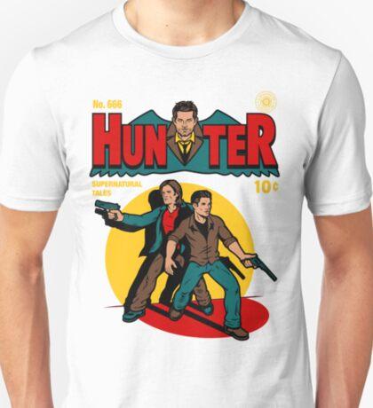 Hunter Comic T-Shirt