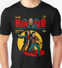 Camiseta unisex Hunter Comic