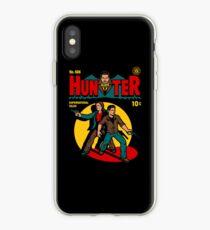 Hunter Comic iPhone Case