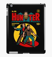 Hunter Comic iPad Case/Skin