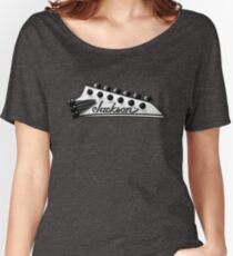 Jackson Headstock Women's Relaxed Fit T-Shirt