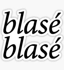 blase blase Sticker