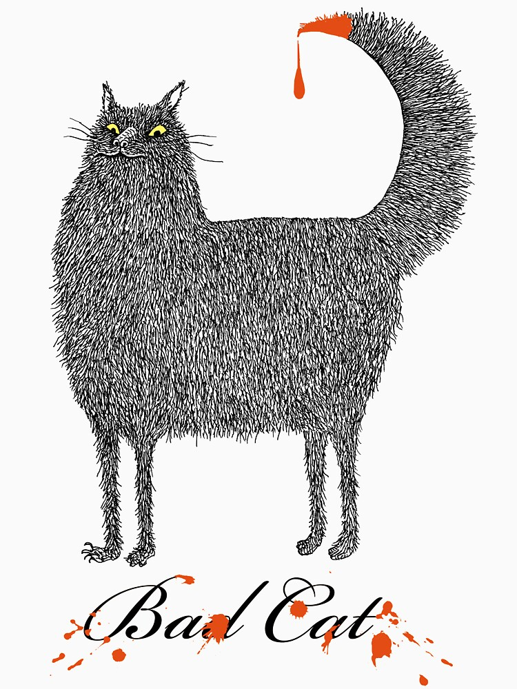 Bad Cat by SusanSanford