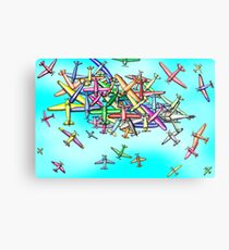 Aviation reporting point Metal Print