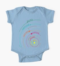 Solar System One Piece - Short Sleeve