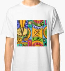 Living a VIBRANT Life Classic T-Shirt