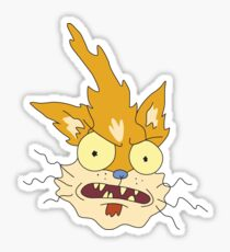 Squanchy! Sticker