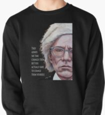 A. Warhol Pullover