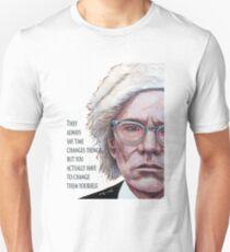 A. Warhol Unisex T-Shirt